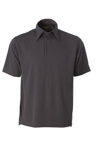 Men 39 s self collar golf shirt seasons group for Union made polo shirts